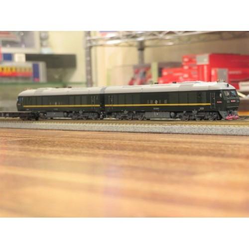 MINITOWN DF11Z  0001 OR 0002 Locomotive (not in stock , please wait 10 working  days))