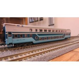 KUNTER 10-013 N SYZ25K 6CAR Set  BLUE Colour